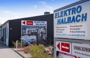 Gebäudebau Elektro Halbach